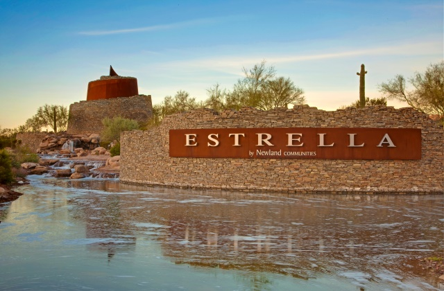 Estrella Star Tower in Goodyear, Arizona