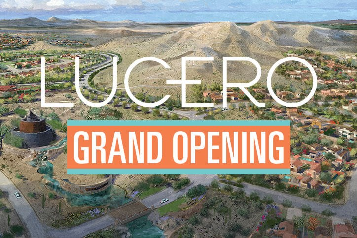 Lucero Grand Opening