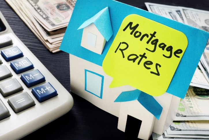 Mortgage Interest Rates Hit 3-Month Low.png