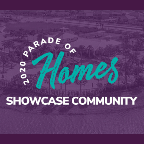 Waterset 2020 Parade of Homes Showcase Community