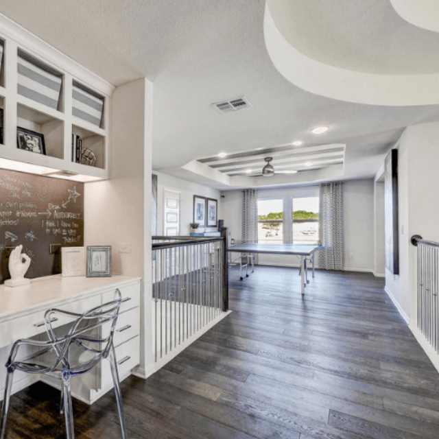 Sweetwater Home Designs Help Tame a Busy Life in Austin
