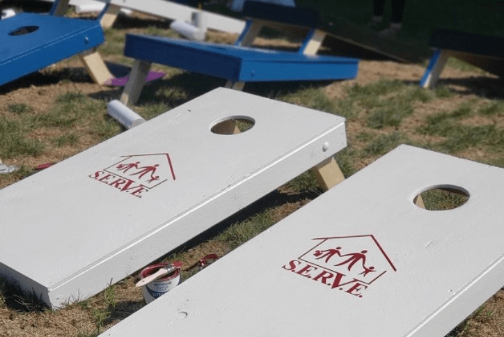 Embrey Mill Cornhole Tournament