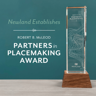 Robert B McLeod Partners in Placemaking Awards
