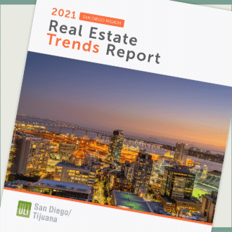 2021 San Diego Region Real Estate Trends Report